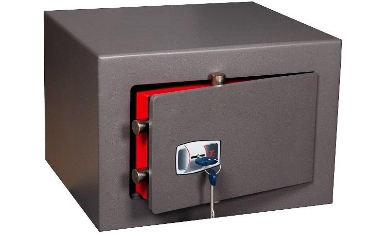 TECHNOMAX Brandkast DP model DPK4 met sleutel