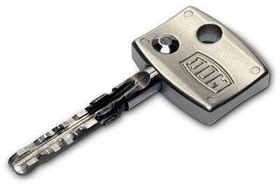 DOM Diamant sleutel