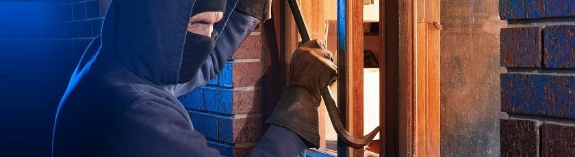 Plaatsen van raambeveiliging