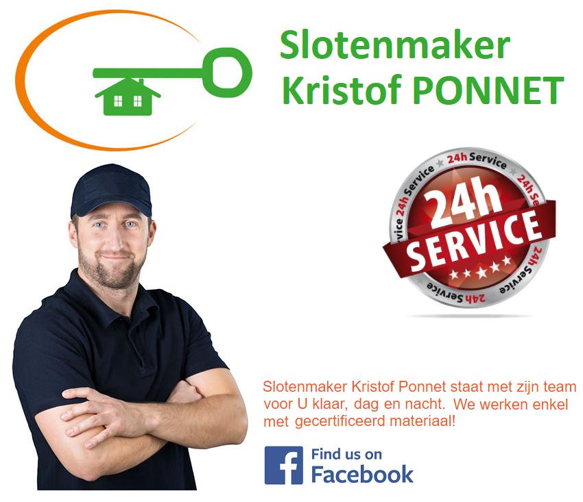 Slotenmaker Geraardsbergen