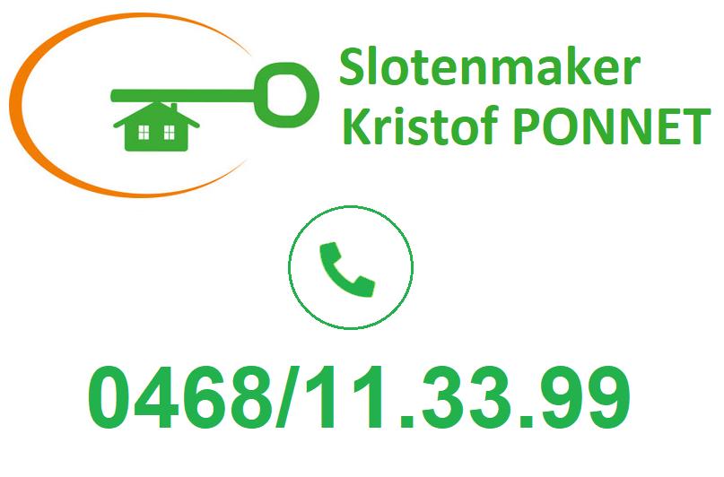Slotenmaker PONNET - Geraardsbergen